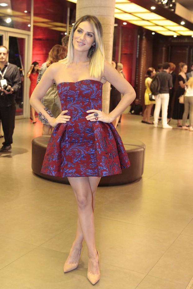 Giovanna Ewbank (Foto: Isac Luz / EGO)
