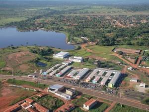 Sede do campus da Itpac em Araguaína (Foto: Itpac/Divulgação)