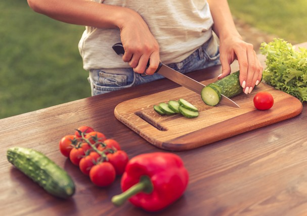 Dieta Silvestre prega uma alimentação 100% natural pra emagrecer (Foto: Thinkstock)