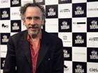 'Eu me sinto mais em casa aqui', diz Tim Burton sobre o Brasil