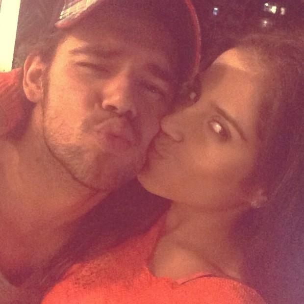 Camilla Camargo e Osmar Silveira (Foto: Reprodução/Instagram)
