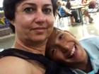 'Não o escolhi, ele me escolheu', diz mãe adotiva de Ji-Paraná sobre o filho