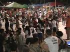 Indígenas fazem ato contra genocídio e grandes projetos nacionais no Pará