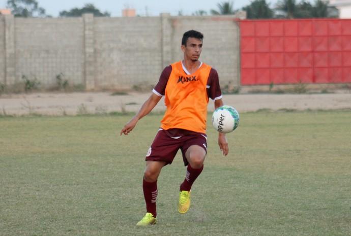 América-RN - Memo, volante (Foto: Canindé Pereira/América FC/ Divulgação)