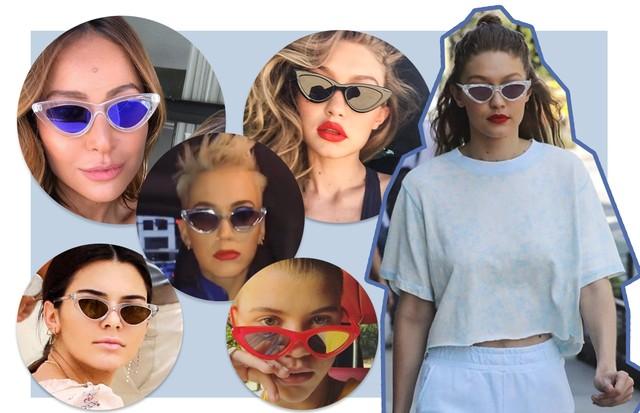Tendência óculos (Foto: Reprodução/ Instagram)