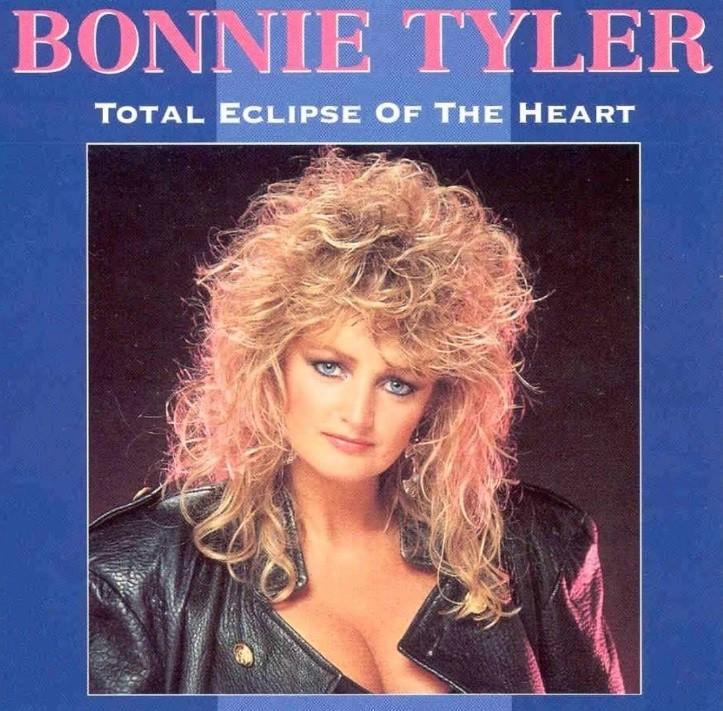 'Total Eclipse of the Heart', de Bonnie Tyler, foi lanada em 1983 (Foto: Divulgao)