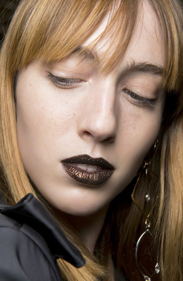 Brilho nos lábios (Foto: ImaxTree)