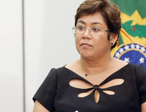 Erenice Guerra,ex- ministra-chefe da Casa Civil (Foto:  Marri Nogueira/Folhapress)