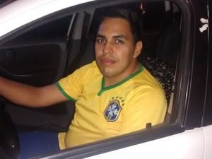 Taxista Luís Ribeiro acredita que, sem o Neymar, Brasil não tem mais chance de ser hexa