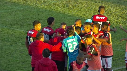 Olho na base: Fla e São Paulo disputam final da Taça BH no Independência
