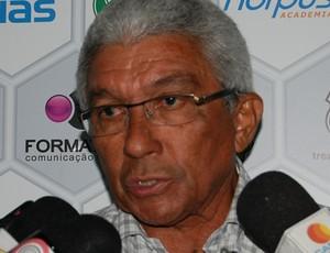 Givanildo Oliveira, técnico do Treze (Foto: Silas Batista / GloboEsporte.com/pb)