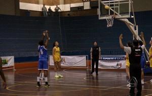 Brasileiro sub-17 basquete 1ª divisão (Foto: Reprodução/TV Morena)