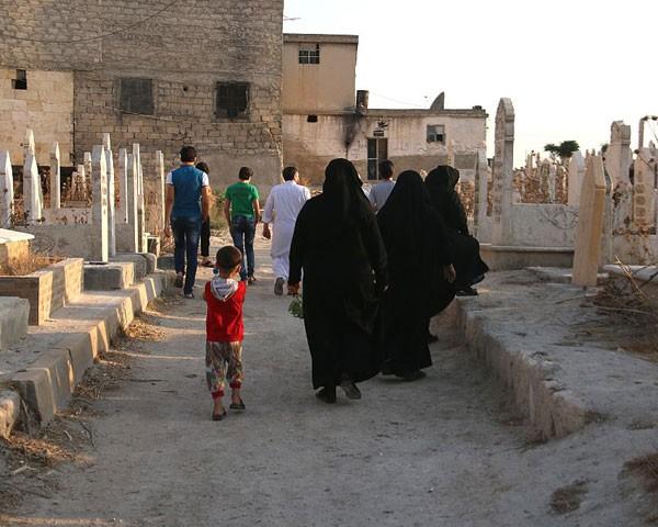 """""""Não acredito nisso nem por um minuto"""", disse a jornalista que está em Aleppo (Foto: Getty Images)"""