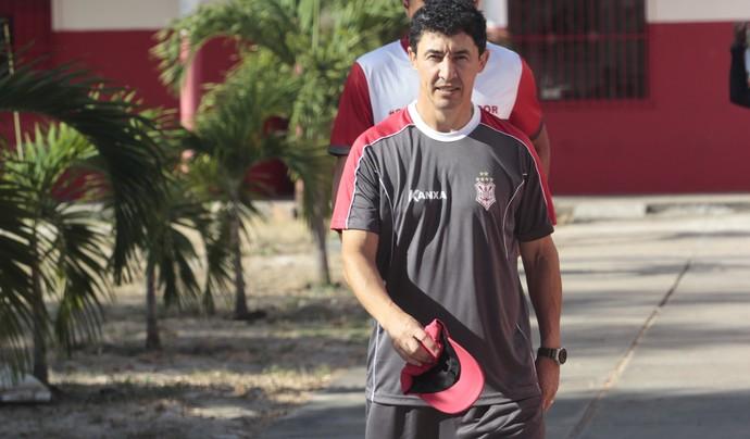Betinho; Sergipe; João Hora (Foto: Osmar Rios / GloboEsporte.com)
