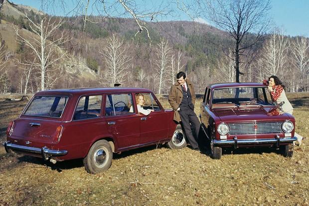 ZAZ-2101 nasceu como Fiat e deu as caras no Brasil como Laika (Foto: Divulgação)