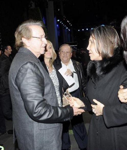 Carlos Villagran Eslava e Florinda Meza  (Foto: Twitter / Reprodução)