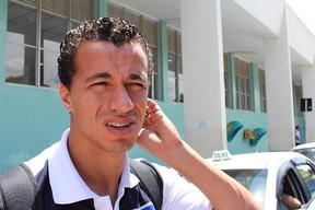 Leandro Damião desembarque Cruzeiro
