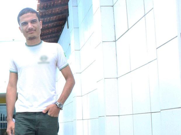 Gabriel Willians avalia que olimpíadas ajudaram em bom resultado (Foto: Gustavo Almeida/G1)