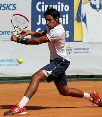 Igor Marcondes tenista São José dos Campos (Foto: Cristiano Andujar/Divulgação)
