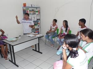 Escola Assis Brasil Acre 2 (Foto: Kebin)