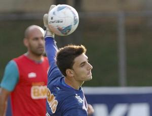 Rafael, Cruzeiro, treino, Toca da Raposa II (Foto: Washington Alves / Vipcomm)