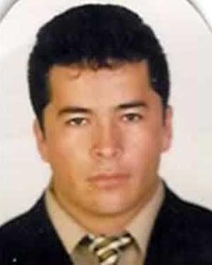 Heriberto Lazcano Lazcano em foto divulgada pelas autoridades mexicanas (Foto: AFP)