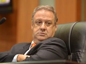 Romoaldo Júnior, presidente da Assembleia Legislativa de Mato Grosso (Foto: Maurício Barbant/ALMT)
