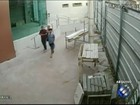 Suspeito de invadir canteiro de obras e assaltar operários é preso