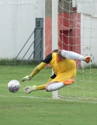 Gonçalense x Resende - semifinal da Copa Rio (Foto: Leonardo Ferraz/Gonçalense FC)