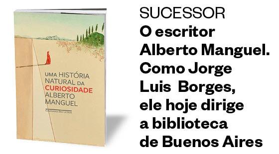 Uma história Natural da curiosidade - Livro de Alberto Manguel (Foto: divulgação)