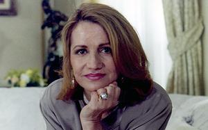 """Rosamaria Murtinho (Barbara) em """"Salsa e Merengue"""" (1996)"""