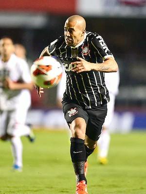 Emerson jogo Corinthians São Paulo Recopa (Foto: Marcos Ribolli / Globoesporte.com)