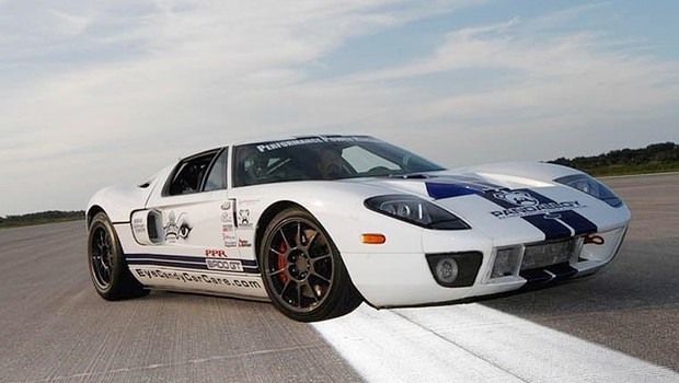 Ford GT (Foto: Ford)