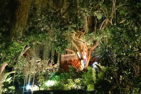 A casa de Tonico Monteiro de Carvalho, em Santa Teresa, onde rolou a festança (Foto: Divulgação)