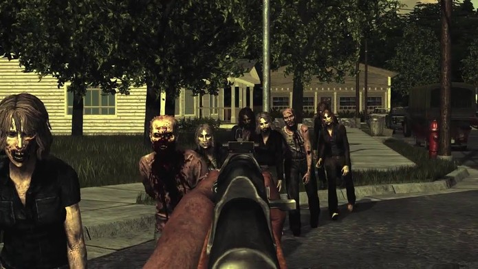 The Walking Dead: Survival Instinct (Foto: Divulgação)