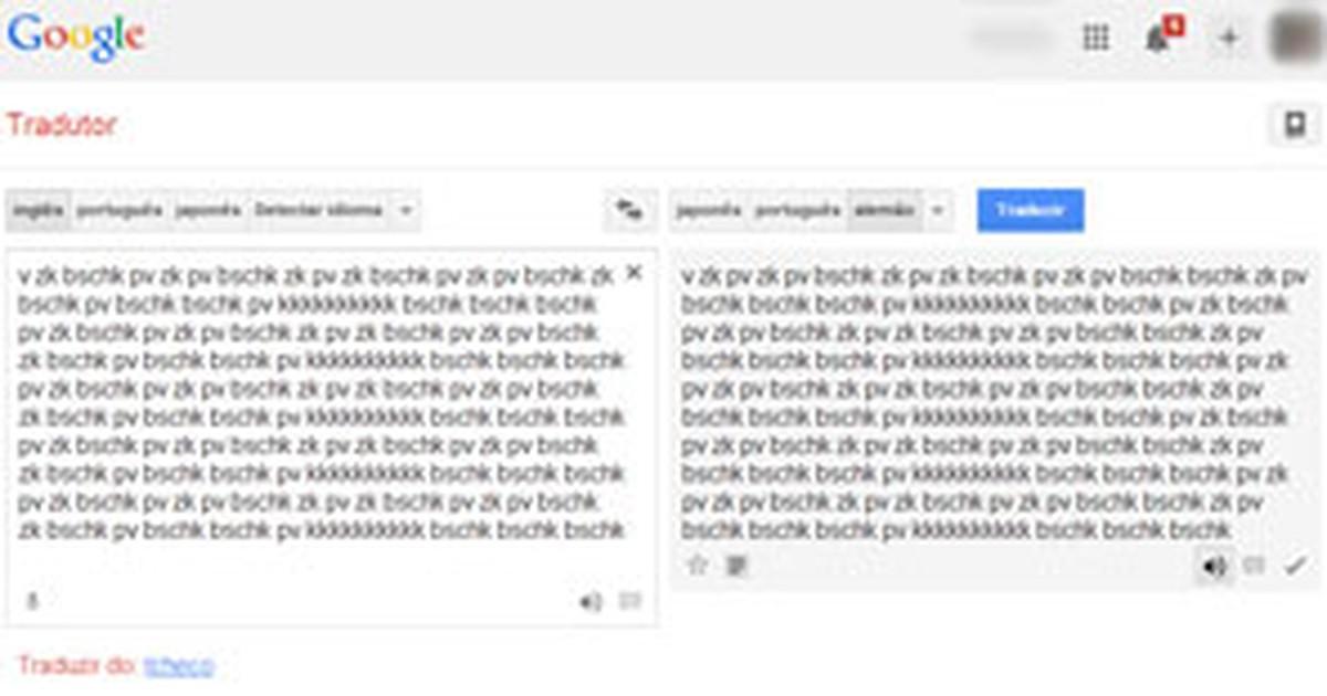 G1 - Brincadeira faz 'beat box' com voz do Google Tradutor