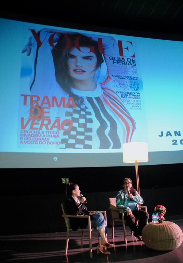 Silvia Rogar e Yasmine Sterea (Foto: Divulgação)