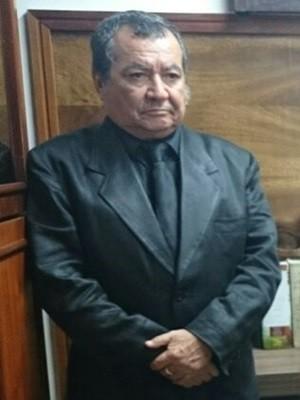 Amaury Perez, avô materno de Malu (Foto: Renata Fernandes/G1)