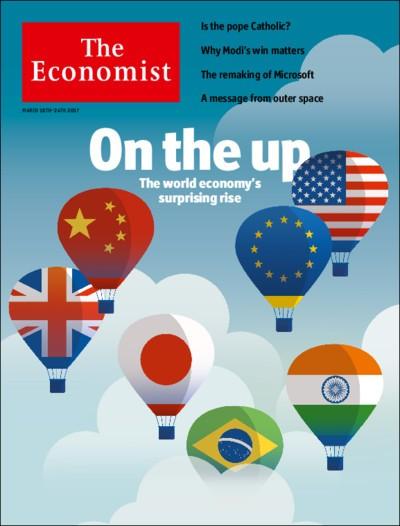 Capa da revista The Economist desta semana (Foto: Divulgação)