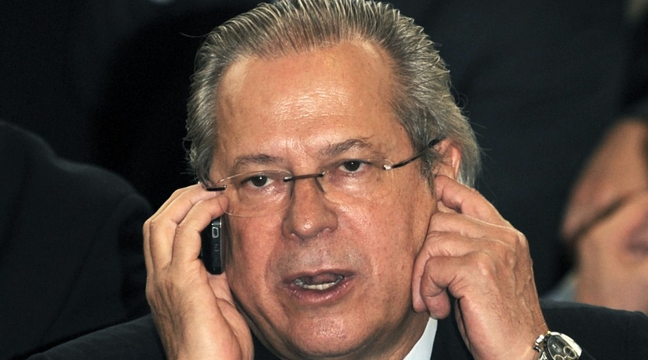 José Dirceu (Foto: Agência Brasil)
