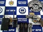 Polícia prende trio após perseguição na Zona Norte de Porto Alegre