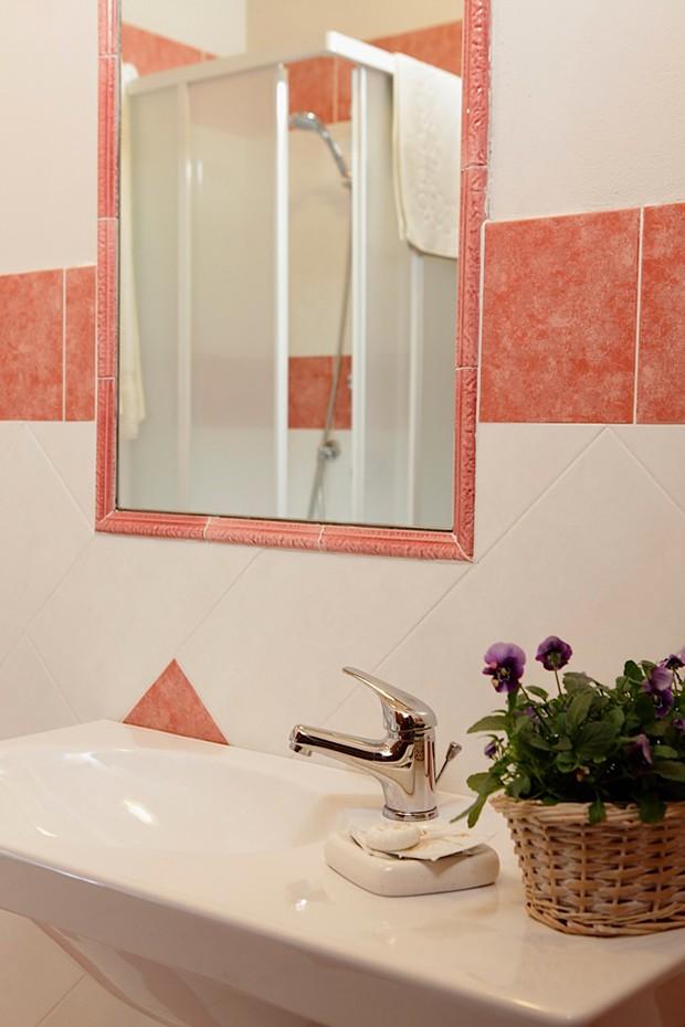Hotel na Toscana (Foto: Reprodução)
