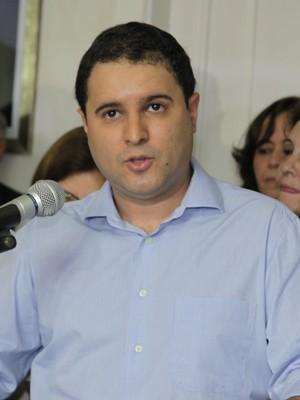 Prefeito de São Luís, Edivaldo Holanda Júnior (Foto: De Jesus/O Estado)