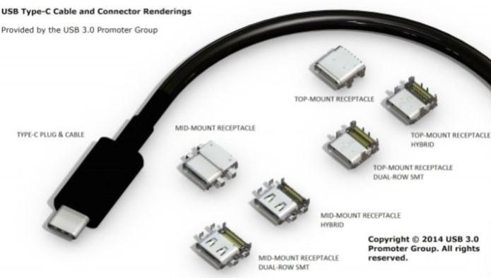 Novo USB é capaz de transferir um filme inteiro em um segundo (Foto: Divulgação) (Foto: Novo USB é capaz de transferir um filme inteiro em um segundo (Foto: Divulgação))