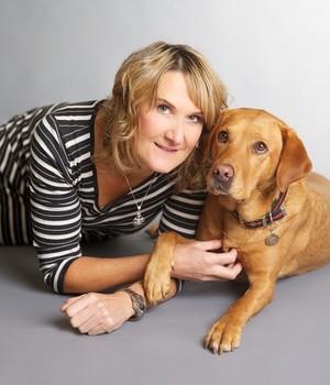 Claire Guest, CEO do Medocal Detection Dogs (Foto: Divulgação)