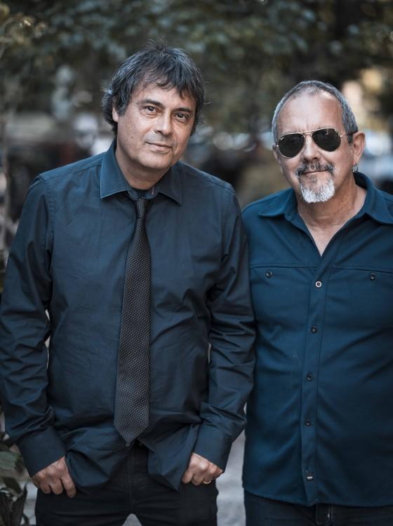 Mú Carvalho e Cecelo Frony comandam a partir desta quarta-feira a On the Rock no Baretto Londra, no Rio (Foto: Divulgação)