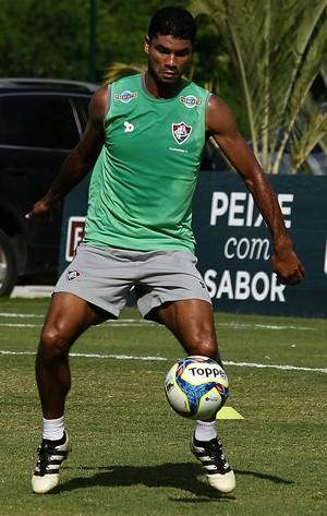 gum fluminense ct treino (Foto: Nelson Perez / FluminenseFC)