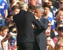 """Livro relata ameaça de Mourinho a Wenger: """"Vou quebrar a cara dele"""""""