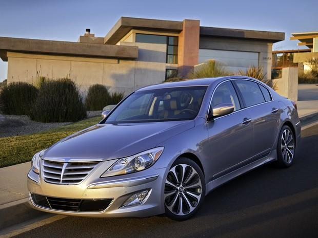 Hyundai Genesis 2012 (Foto: Divulgação)