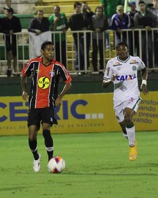 Chapecoense x Joinville (Foto: José Carlos Fornér/JEC)
